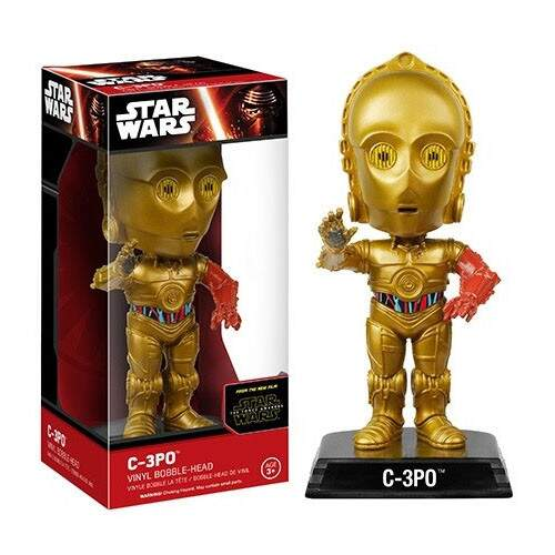 Boneco Funko Pop - Star Wars - C-3po Special Edition