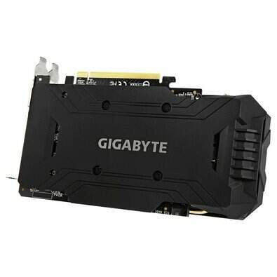 Placa de Vídeo VGA NVIDIA Gigabyte Geforce GTX 1060 3GB Windforce GDDR5 - GV-N1060WF2OC-3GD