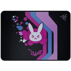 # PROMOÇÃO # MousePad Razer Goliathus Medium Speed D.Va Overwatch Edition