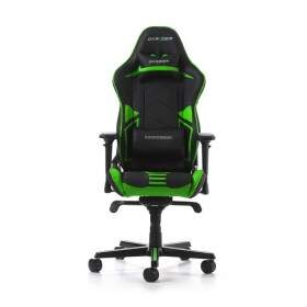 Cadeira DXRACER R-Series Black/Green - OH/RV131/NE