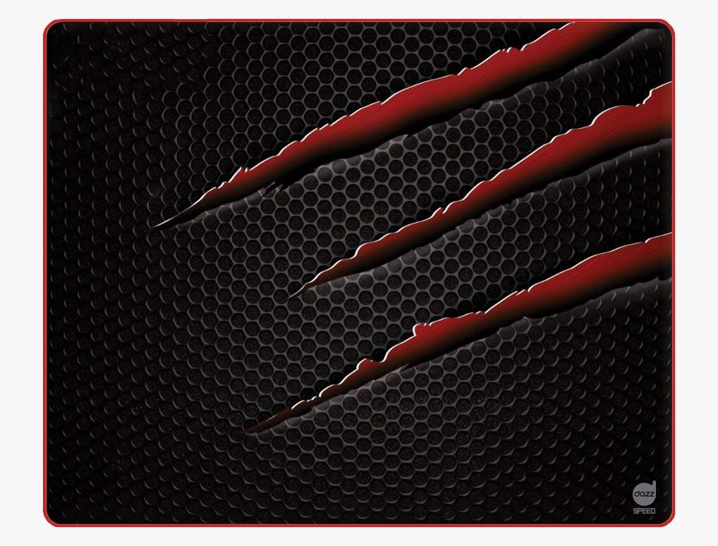 MousePad Dazz Gamer Nightmare Speed P 220x180mm - 624910