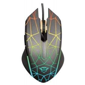 Mouse Trust Gamer GXT 170 Heron RGB 7.000 DPI