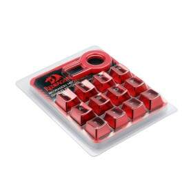 Kit de Teclas Gamer Redragon Red Keycaps - A103R
