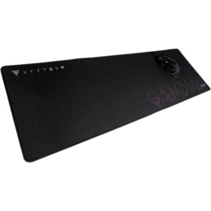 MousePad Gamer Gamdias Nyx P1 Control Extended XXL 900x300mm