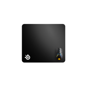 Mousepad Steelseries Qck Edge Large 45 X 40 Cm - Bordas Costuradas