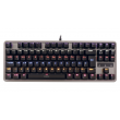 Teclado Mecânico OEX Gaming Bionic TC601 Switch Outemu Blue