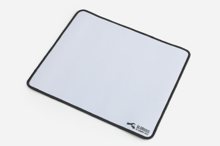 MousePad Glorious Gaming Large White 280x330x2mm - GW-L