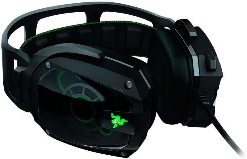 Fone Razer Tiamat 7.1 Elite Surround