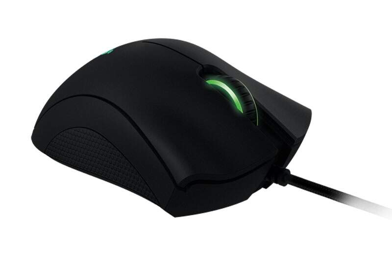 # BLACK NOVEMBER # Mouse Razer DeathAdder Expert 2013 4G 6400dpi