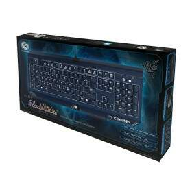 # ESPECIAL NATAL # Teclado Razer BlackWidow Ultimate 2014 Stealth Team EG