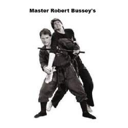DVD - Ninjutsu - Pain Points com Robert Bussey