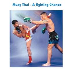 DVD Documentário Muai Thay A Fighting Chance