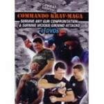 4 DVDs - Commando Krav Maga