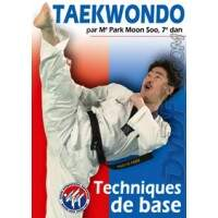 DVD Demonstração de Taekwondo com Kim Man Young