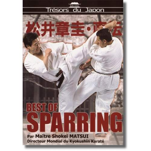 DVD - Karate Best of Sparring