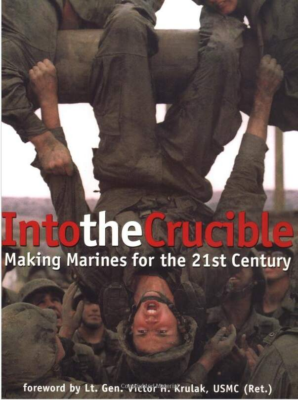 DVD - Into the Crucible - Treinamendo US Mariners