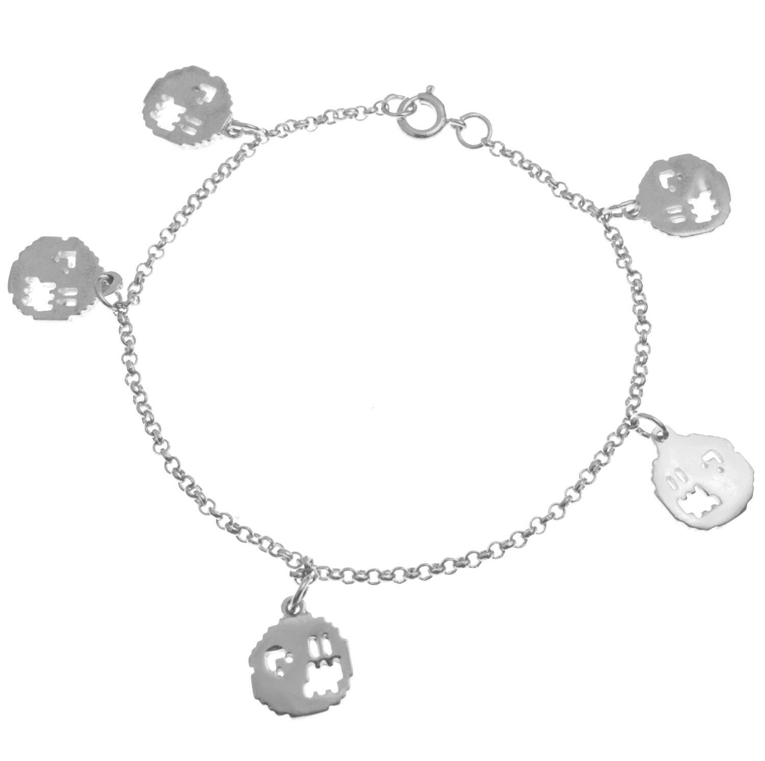 Pulseira - Fantasma do Mario - 2510