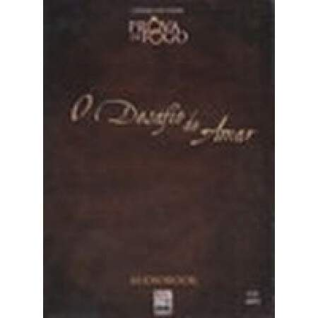 CD Audiobook - O Desafio de Amar