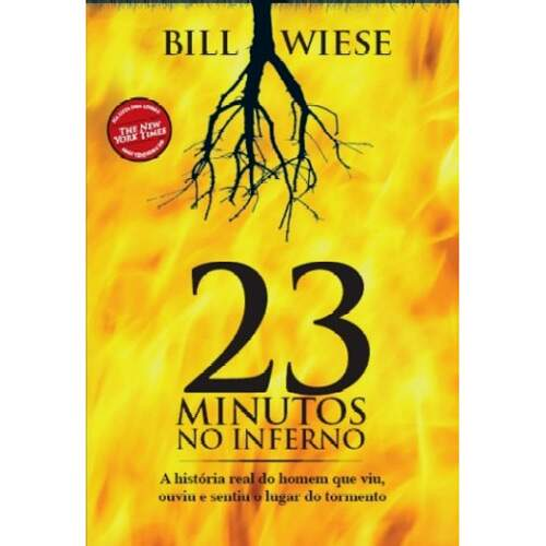 23 MINUTOS NO INFERNO - BILL WIESE