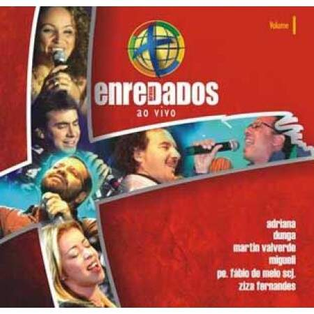 CD Enredados - Ao Vivo - Vol. I