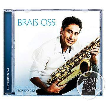 CD SOM DO CÉU - VOL. II - BRAIS OSS