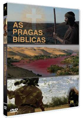 DVD AS PRAGAS BÍBLICAS