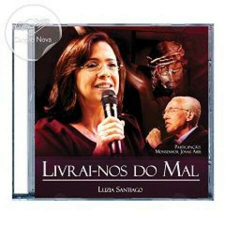 CD LIVRAI-NOS DO MAL - LUZIA SANTIAGO