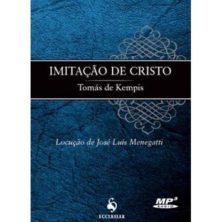 IMITAÇÃO DE CRISTO (AUDIO BOOK - CD MP3 DUPLO)