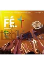 CD BOTE FÉ BRASIL VOL. 02, JMJ2013