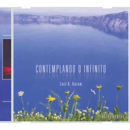 CD CONTEMPLANDO O INFINITO - INSTRUMENTAL