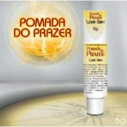 Pomada do Prazer Excitante 6g Love Sex