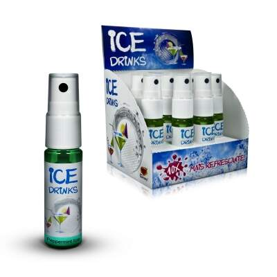 Ice Drinks 15ml Peppermint