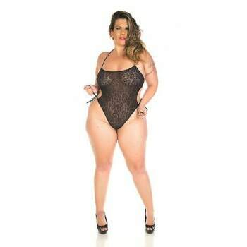 Body PLUS SIZE de Renda