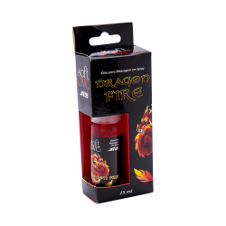 Dragon Fire Jatos - 15ml Soft Love