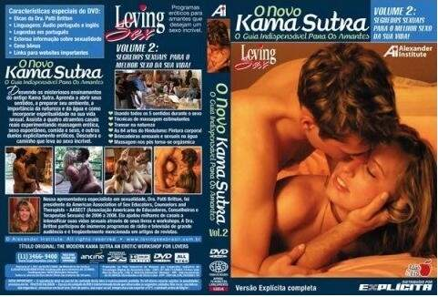 O Novo Kama Sutra  Volume 2 - DVD Loving Sex