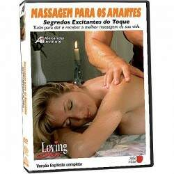 Massagem para os Amantes - DVD Loving Sex