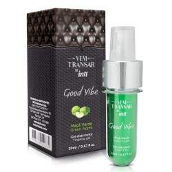 Gel Eletrizante Vem Transar Good Vibe 20 ml - Intt
