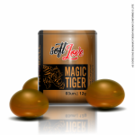 Soft Ball Triball Magic Tiger 12g 3 Unid