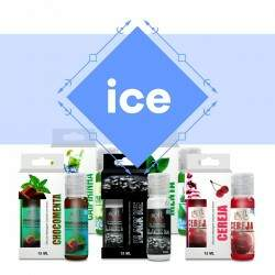 Gel Comestível ICE 15 ml Soft Love