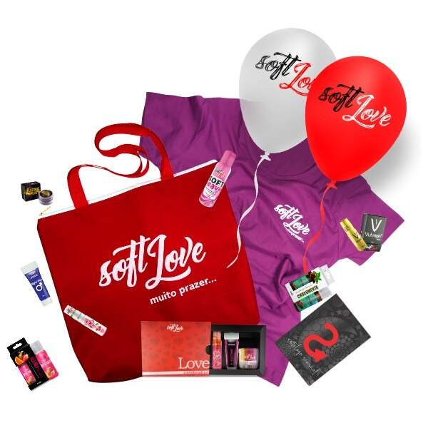 Kit Completo Especial Soft Love