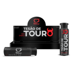 Kit Tesão de Touro Sexy Energy 10 ml c/ 50 unid e Display