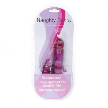 Vibrador Rabbit Naughty Bunny