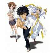 To Aru Majutsu no Index II (Completo 02 DVD\'s)