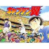Captain Tsubasa Road to 2002 - Super Campeões (Completo 05 DVDs)