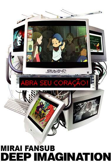 Deep Imagination Collection (Completo 01 DVD)