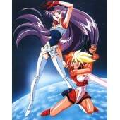 Dirty Pair Flash (Completo 01 DVD)