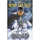 Batman & Mr. Freeze - Abaixo de Zero (Completo 01 DVD)