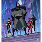 Batman Gotham Knights (Completo 02 DVDs)