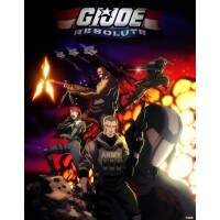 G.I. Joe: Resolute (Completo 01 DVD)