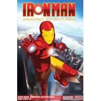 Iron Man: Armored Adventures (Completo 02 DVDs)